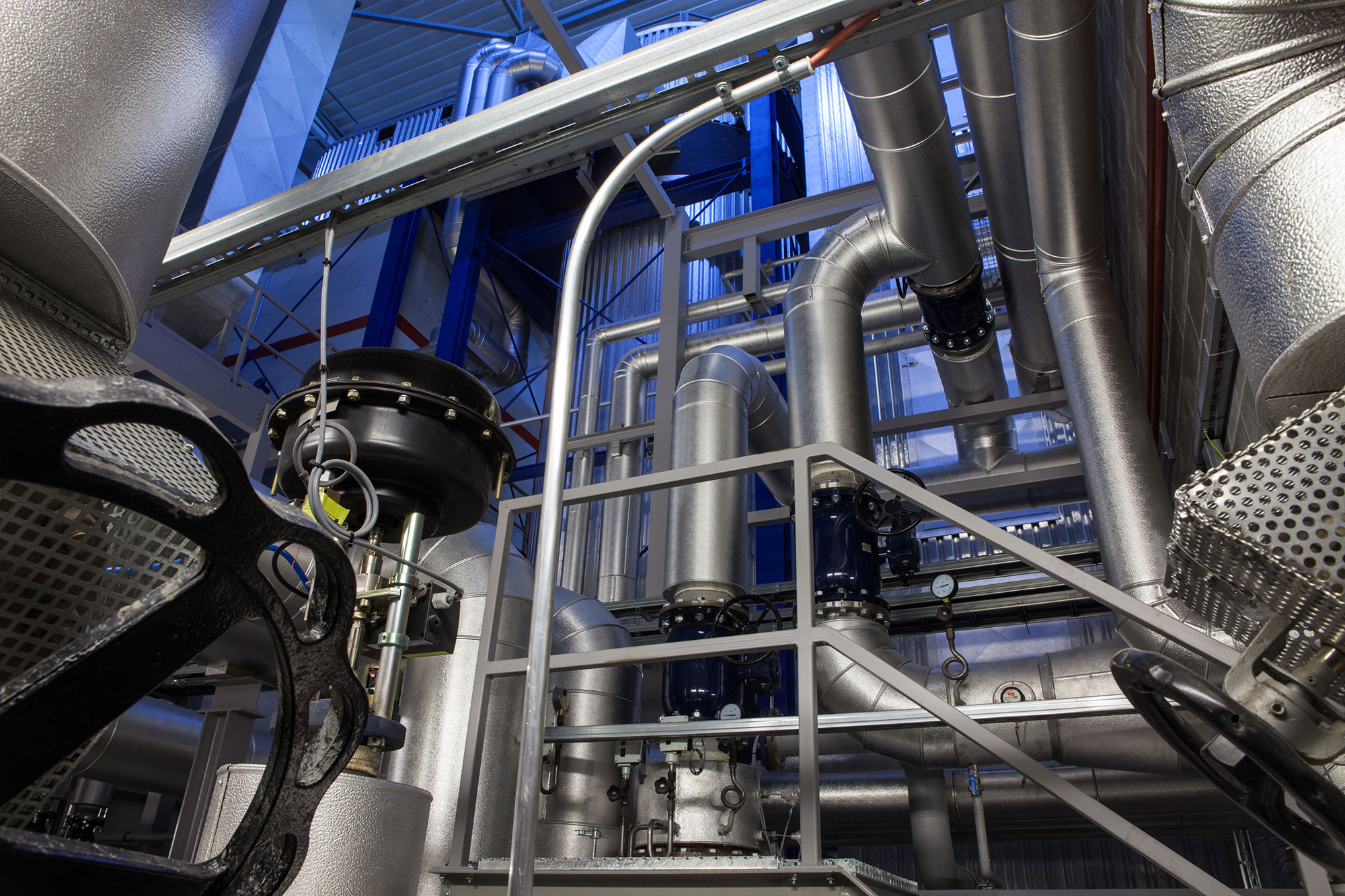 IntelliGen manages all aspects of our CHP installations